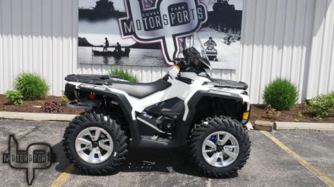 2019 Can-Am Outlander North Edition 850 in Roscoe, Illinois - Photo 1