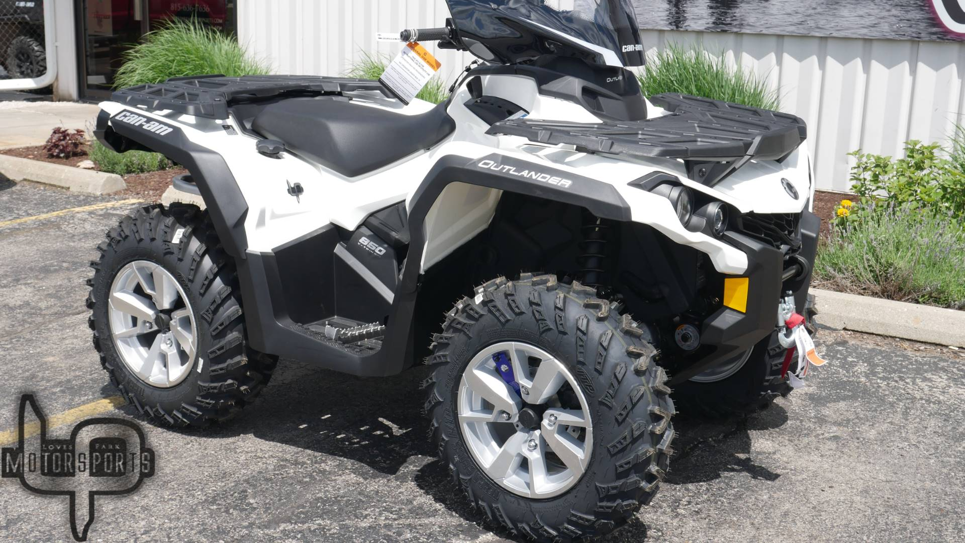 2019 Can-Am Outlander North Edition 850 in Roscoe, Illinois - Photo 2