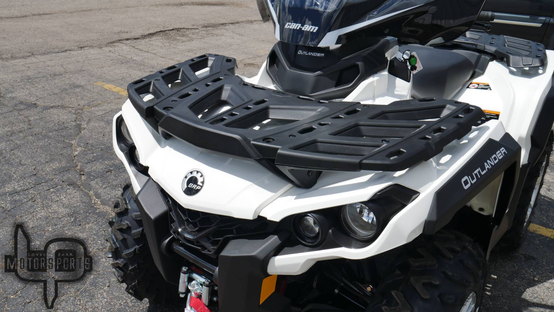 2019 Can-Am Outlander North Edition 850 in Roscoe, Illinois - Photo 4