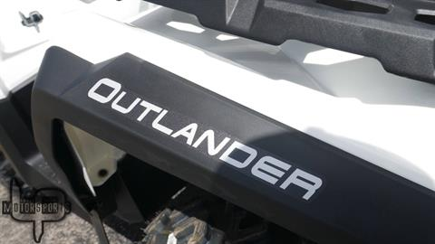 2019 Can-Am Outlander North Edition 850 in Roscoe, Illinois - Photo 6