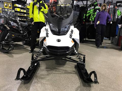 2018 Ski-Doo Renegade Backcountry 850 E-TEC in Roscoe, Illinois