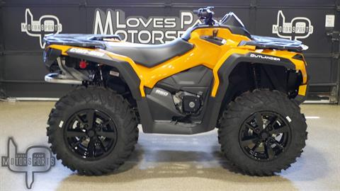 2019 Can-Am Outlander DPS 850 in Roscoe, Illinois