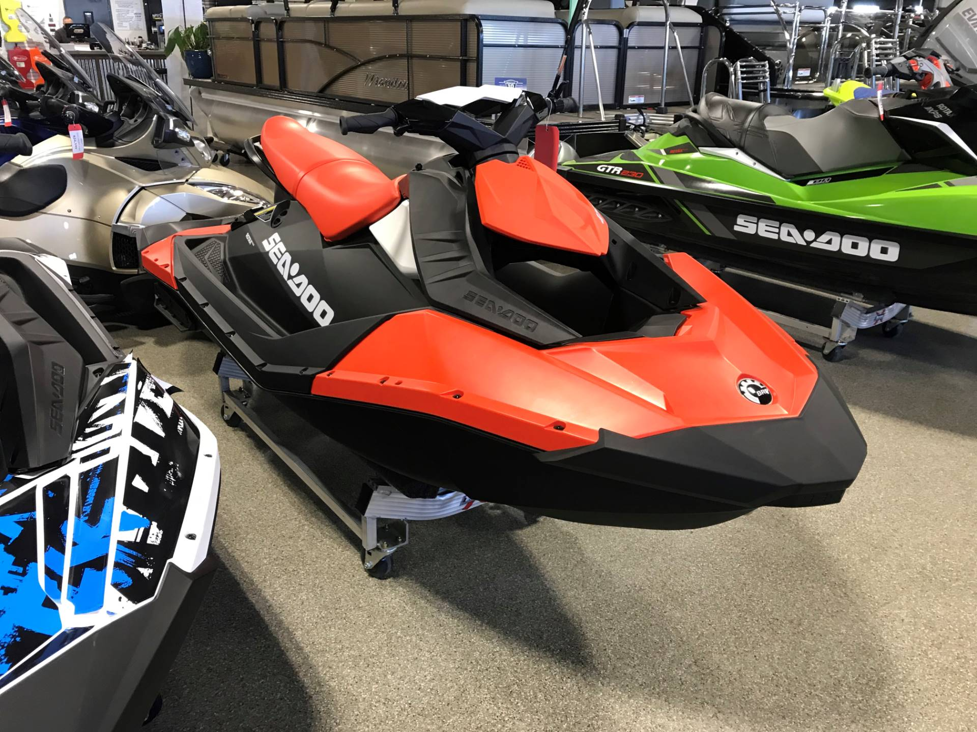 2017 Sea-Doo SPARK 3up 900 H.O. ACE in Roscoe, Illinois