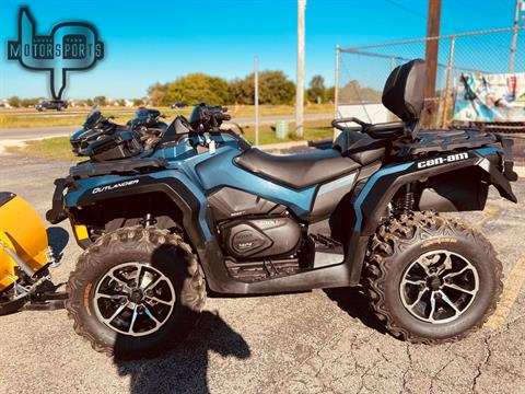 2017 Can-Am Outlander MAX Limited 1000 in Roscoe, Illinois - Photo 4