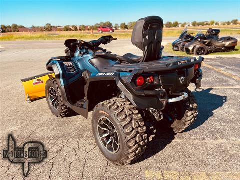 2017 Can-Am Outlander MAX Limited 1000 in Roscoe, Illinois - Photo 5