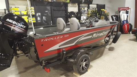 2017 MirroCraft 1685 Troller EXP in Roscoe, Illinois