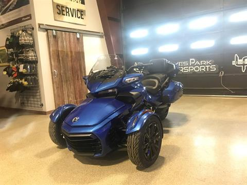 2018 Can-Am Spyder F3 Limited in Roscoe, Illinois