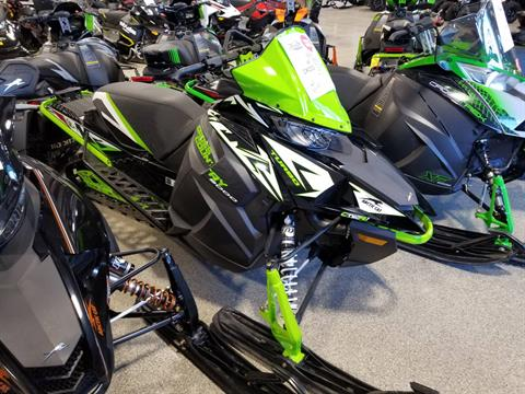 2018 Arctic Cat XF 9000 Cross Country Limited in Roscoe, Illinois