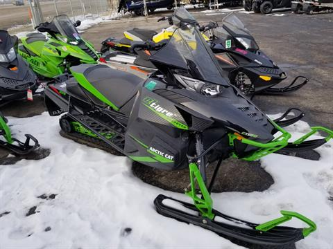 2015 Arctic Cat ZR 9000 El Tigre in Roscoe, Illinois