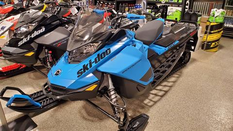2020 Ski-Doo Backcountry 850 E-TEC ES in Roscoe, Illinois - Photo 2