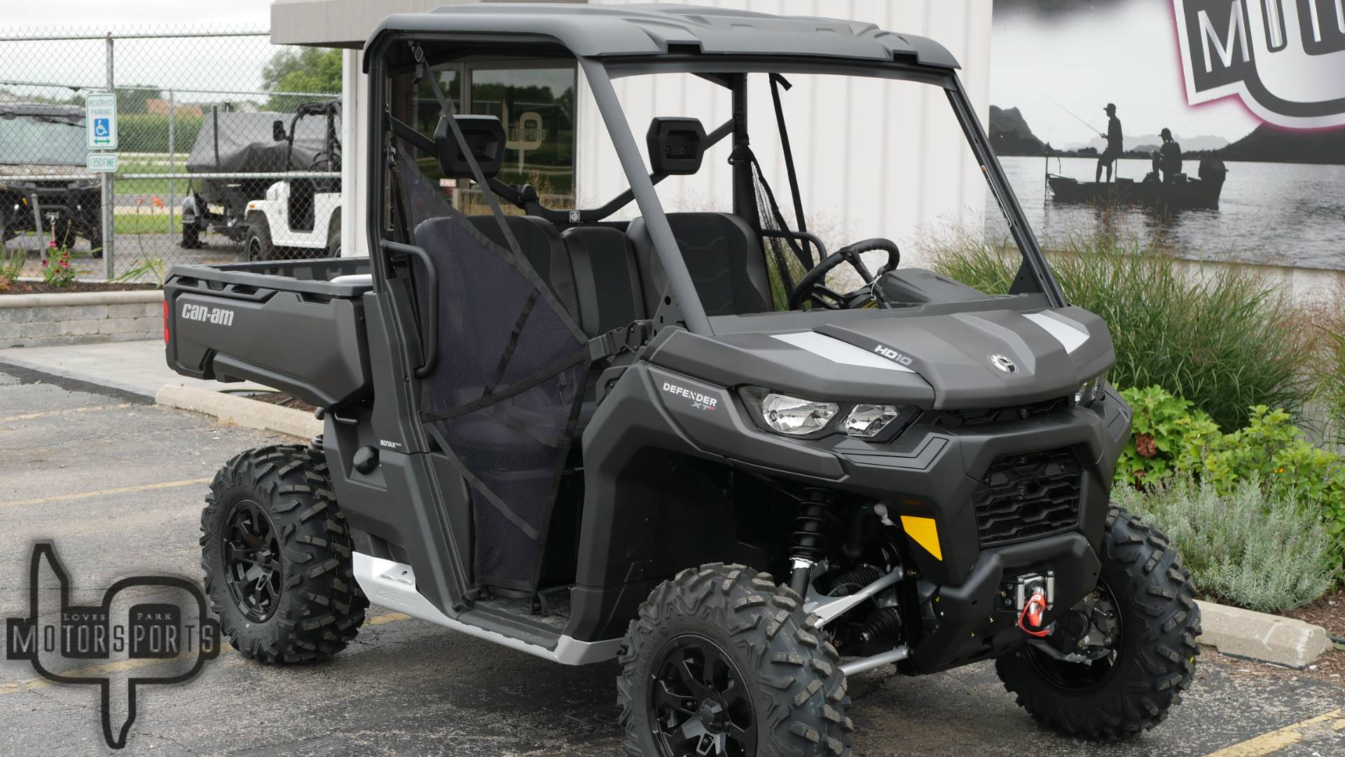 2020 Can-Am Defender XT-P HD10 in Roscoe, Illinois - Photo 2
