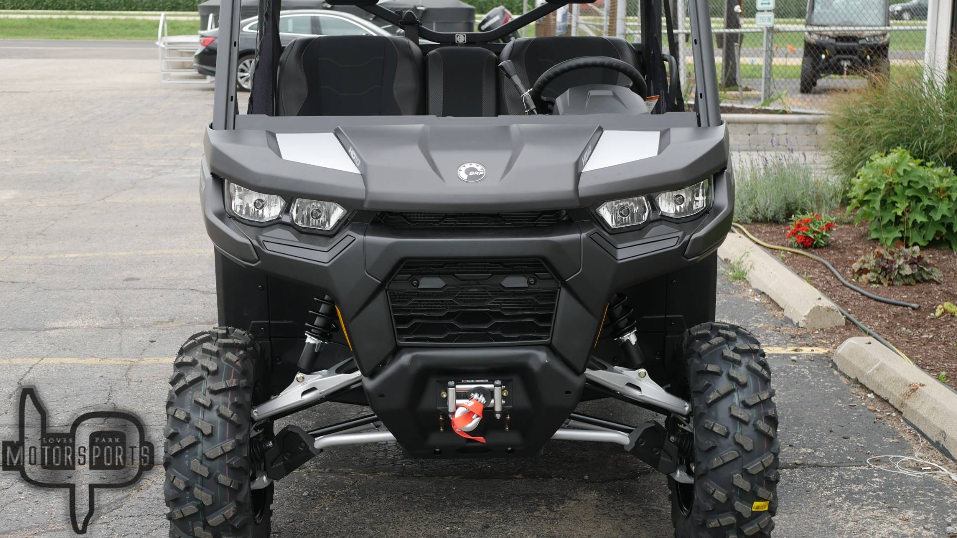 2020 Can-Am Defender XT-P HD10 in Roscoe, Illinois - Photo 3