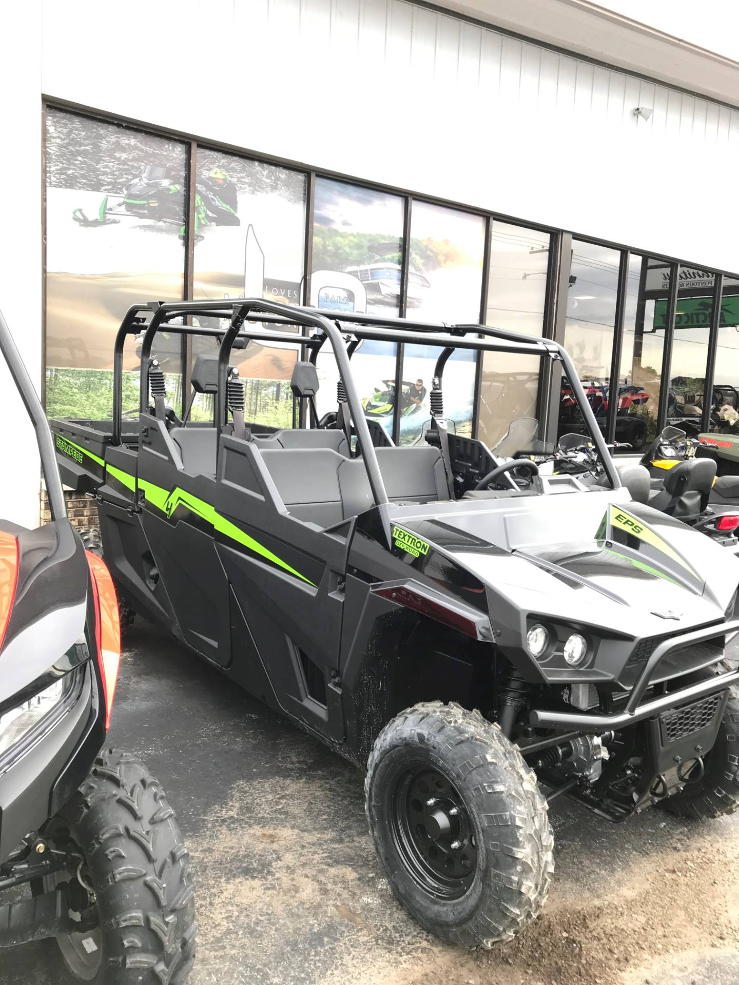 2018 Textron Off Road Stampede 4 in Roscoe, Illinois