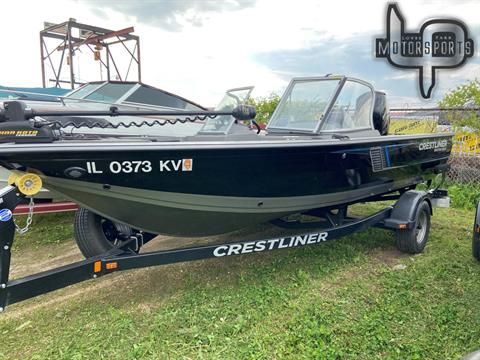 2017 Crestliner 1850 Fish Hawk WT in Roscoe, Illinois - Photo 1