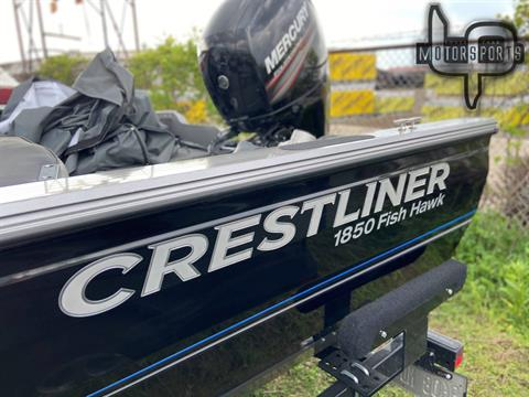 2017 Crestliner 1850 Fish Hawk WT in Roscoe, Illinois - Photo 2