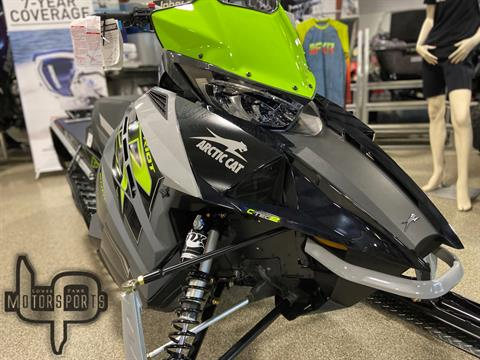 2021 Arctic Cat Riot 8000 QS3 1.60 ES in Roscoe, Illinois - Photo 2