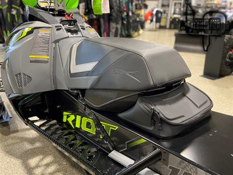 2021 Arctic Cat Riot 8000 QS3 1.60 ES in Roscoe, Illinois - Photo 8