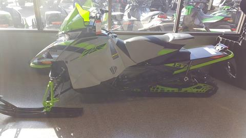 2018 Arctic Cat ZR 8000 Sno Pro ES (137) Early Release in Roscoe, Illinois