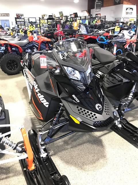 2018 Ski-Doo Renegade Sport 600 Carb in Roscoe, Illinois