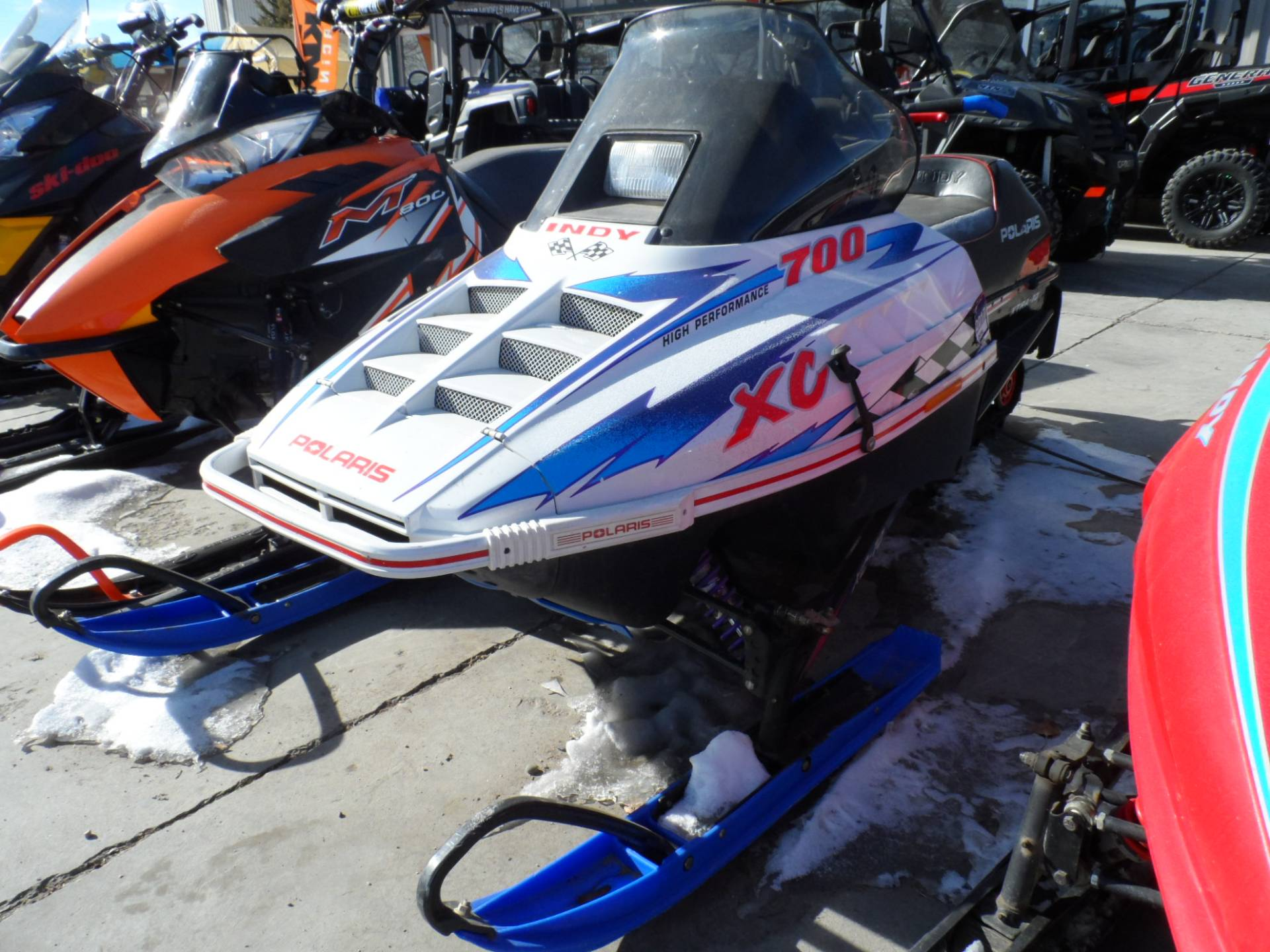 1997 Polaris 700 XC in Gunnison, Colorado