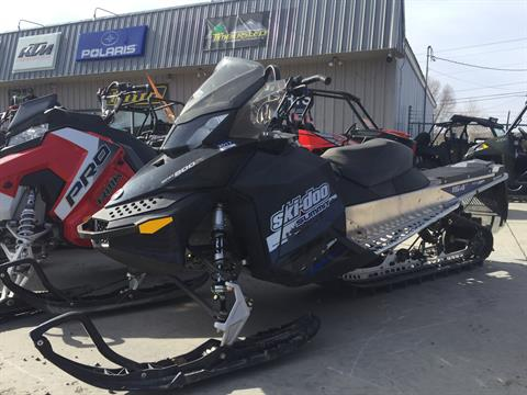 2011 Ski-Doo Summit® X® E-TEC 800R 154 in Gunnison, Colorado