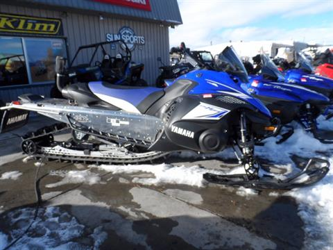 2014 Yamaha TURBO NYTRO MTX 162 in Gunnison, Colorado
