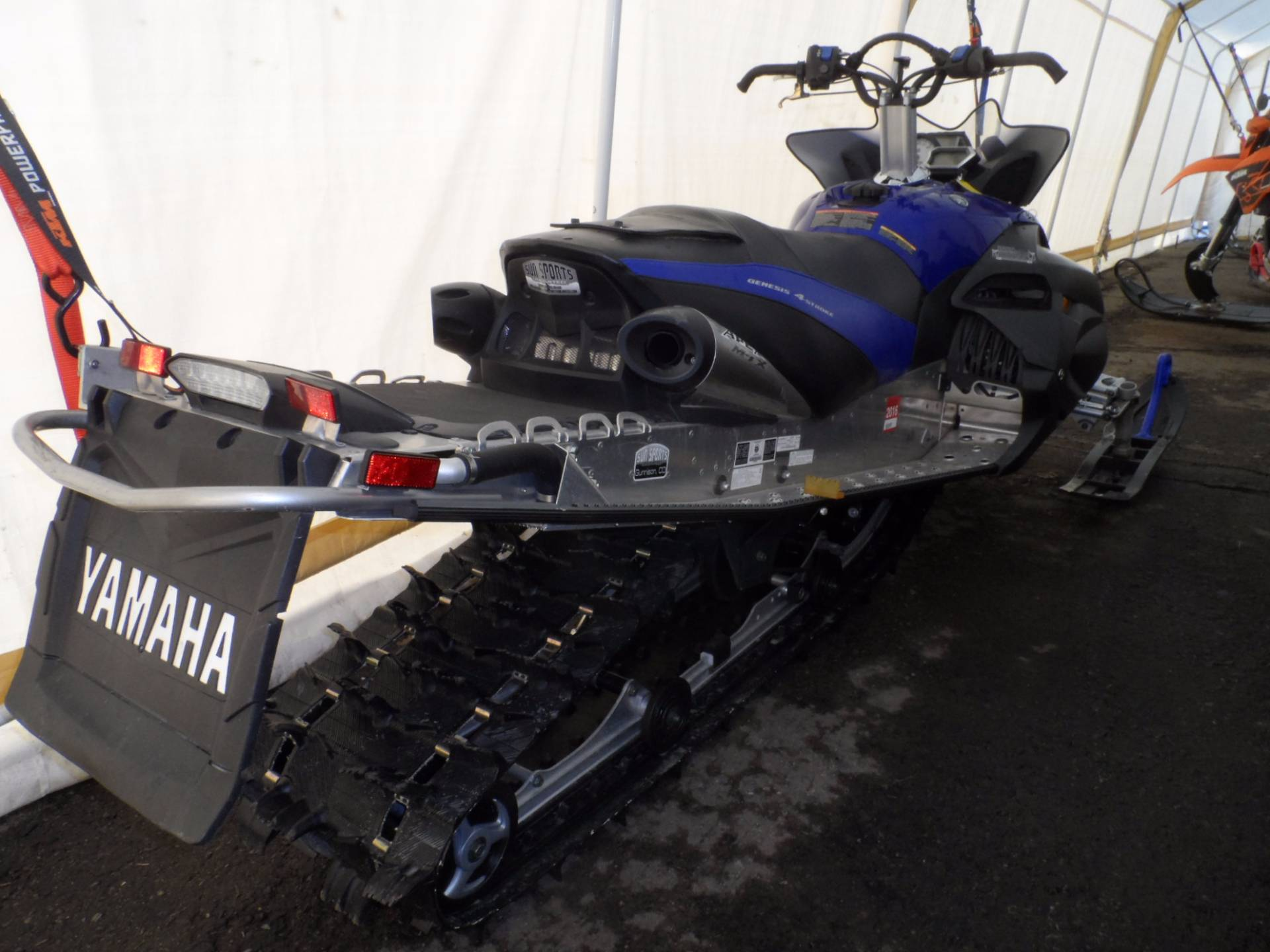 2008 Yamaha Apex MTX in Gunnison, Colorado
