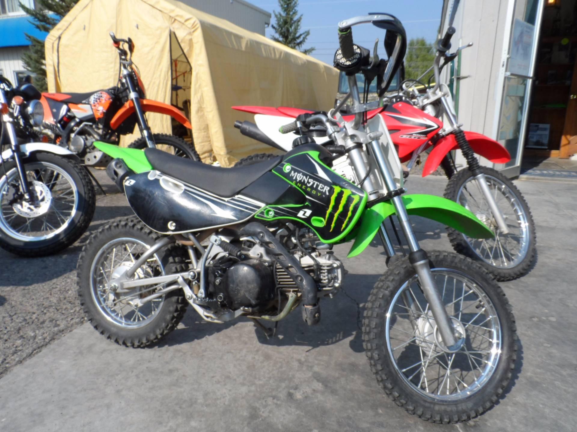 Kawasaki Klx  Shock Adjust