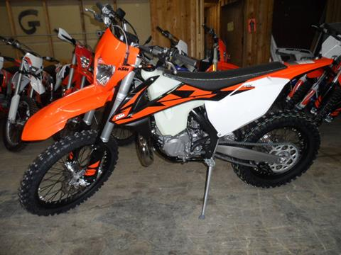 2018 KTM 250 XC-W in Gunnison, Colorado