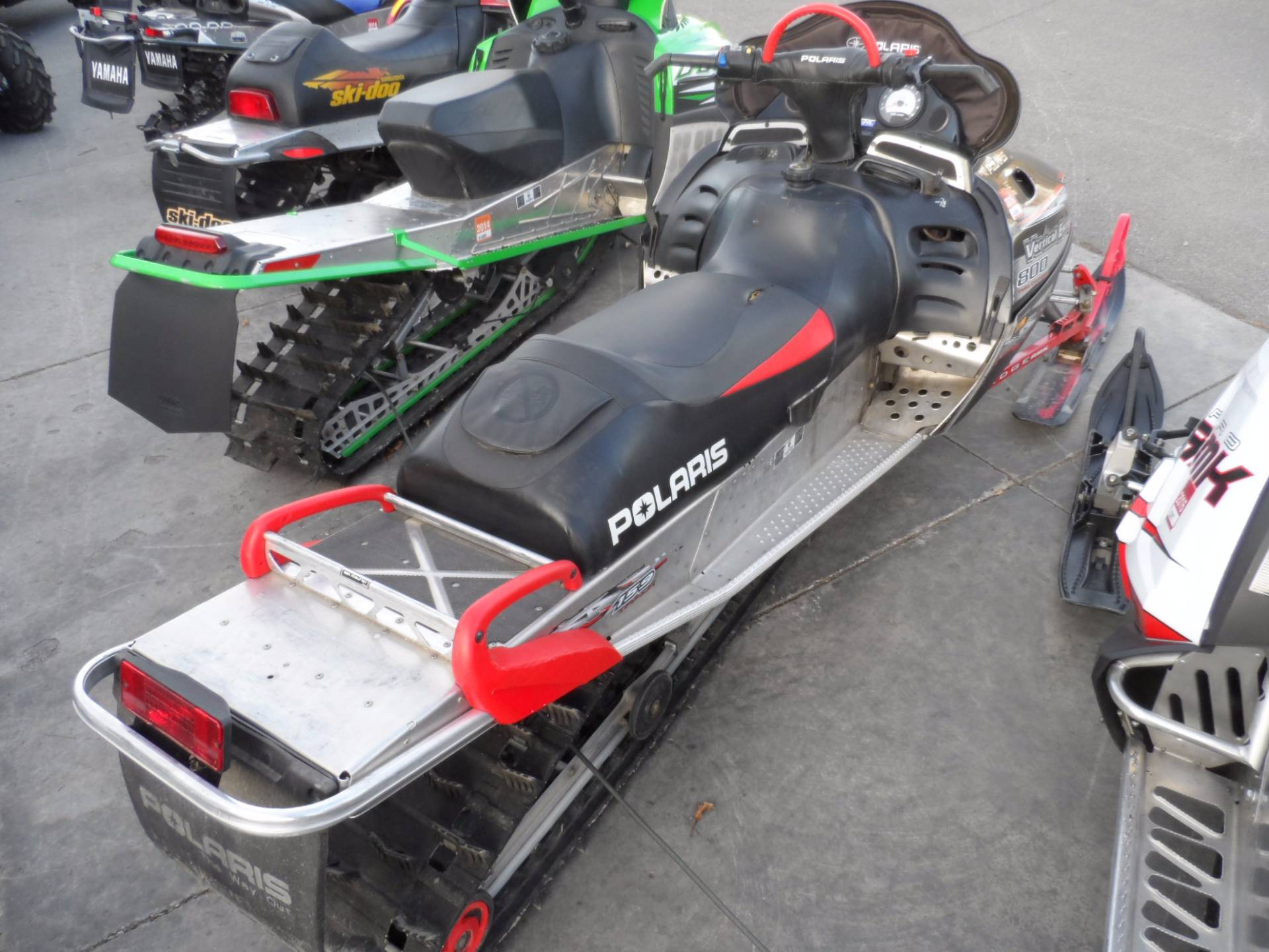 2003 Polaris 800 RMK in Gunnison, Colorado