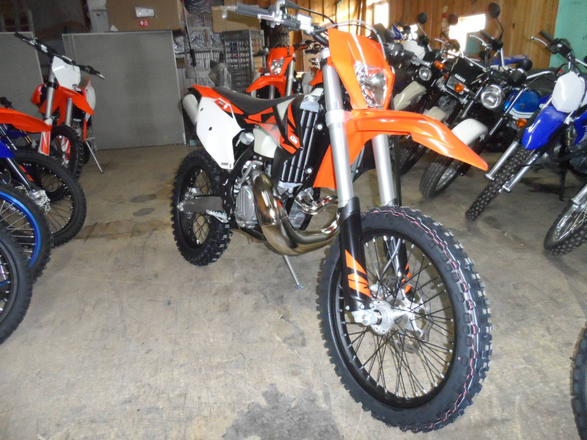 2018 KTM 300 XC-W in Gunnison, Colorado