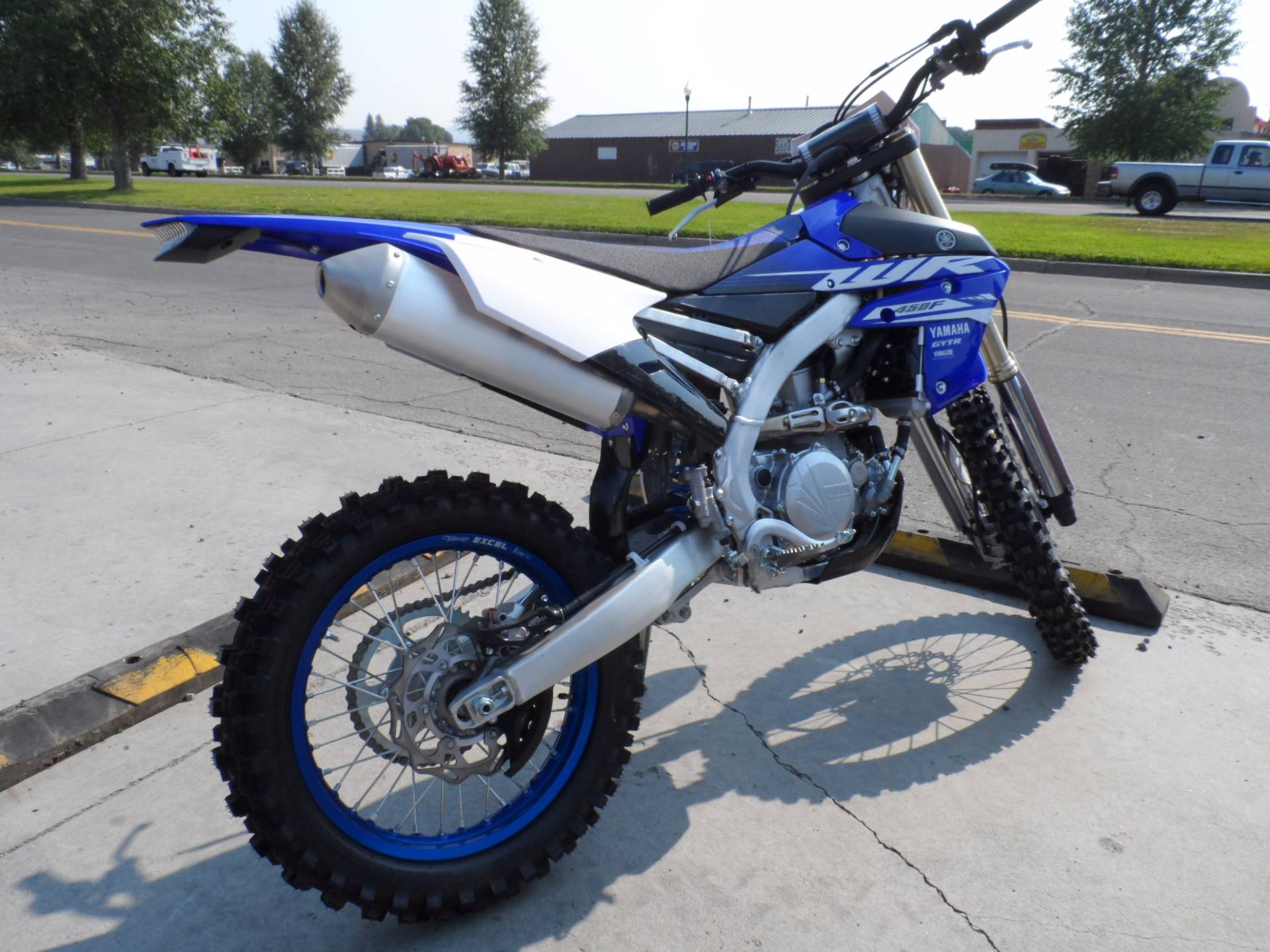 2018 Yamaha WR450F in Gunnison, Colorado