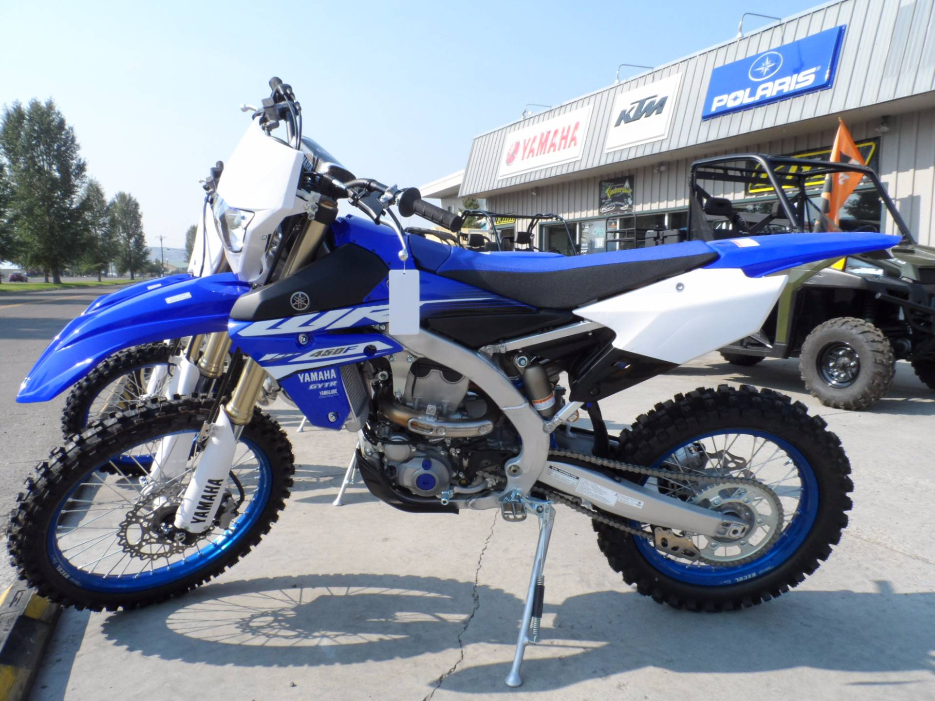 2018 yamaha wr450f for sale. Black Bedroom Furniture Sets. Home Design Ideas