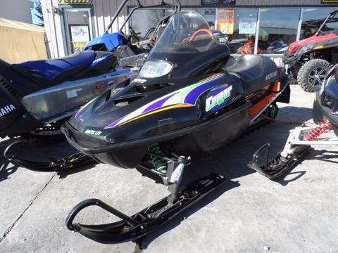 1998 Arctic Cat COUGER MTN CAT 550 in Gunnison, Colorado