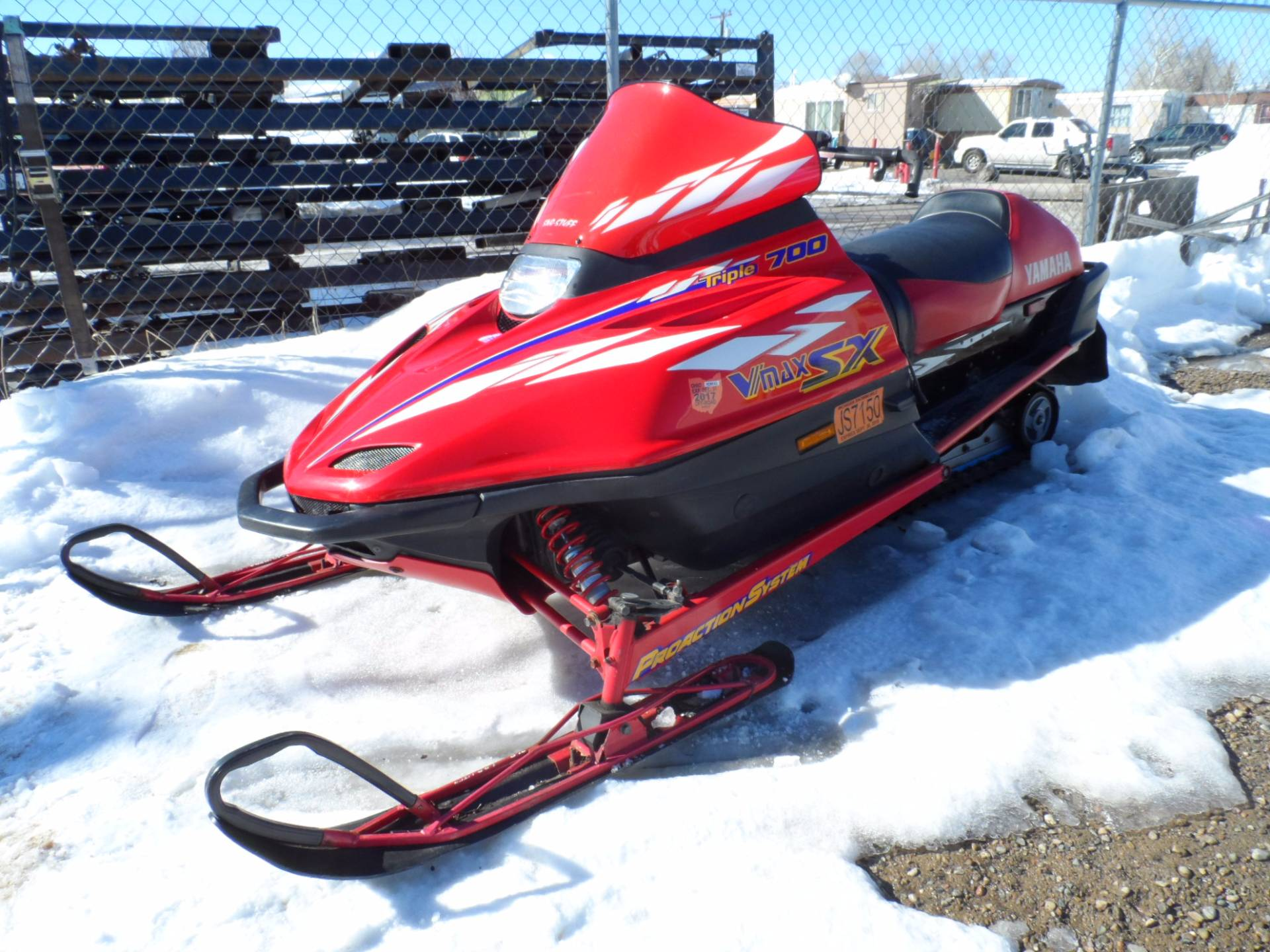 1997 Yamaha SX 700 in Gunnison, Colorado