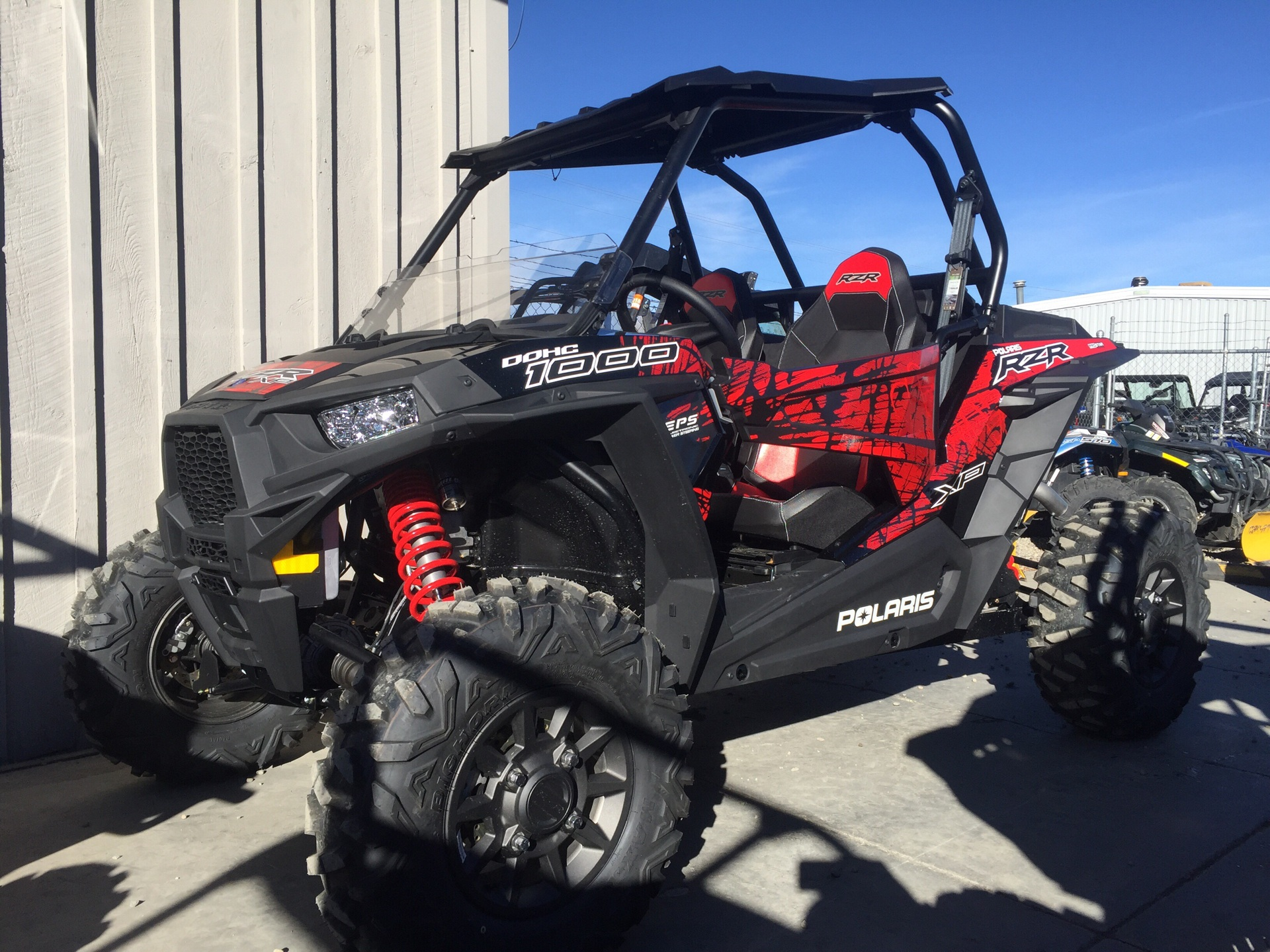 2018 Polaris RZR XP 1000 EPS 1