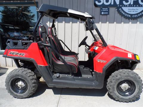 2013 Polaris RZR® 800 in Gunnison, Colorado