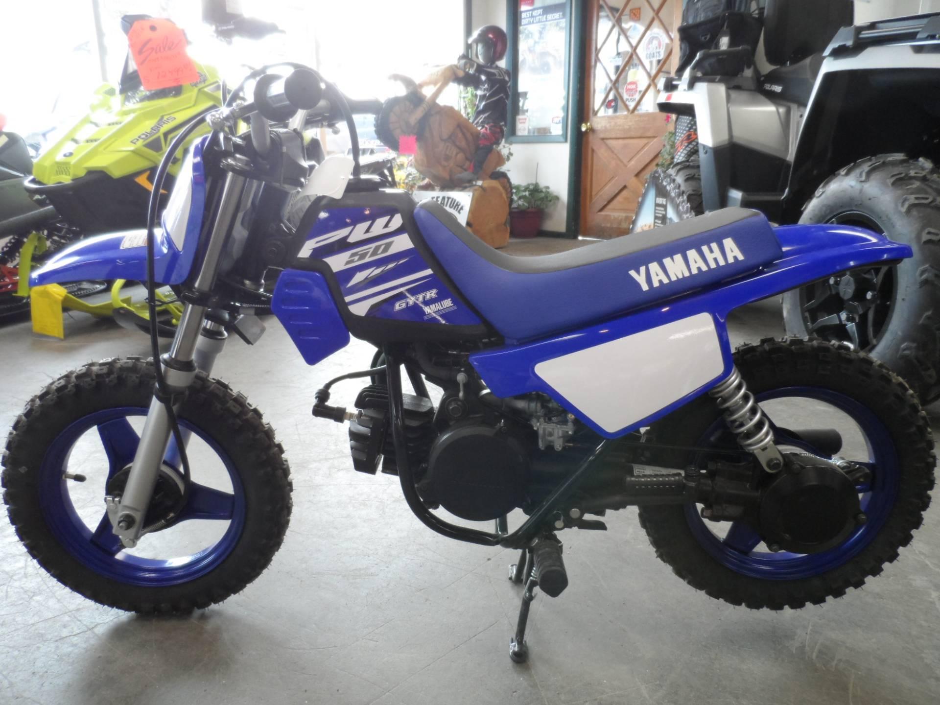 2018 Yamaha PW50 4