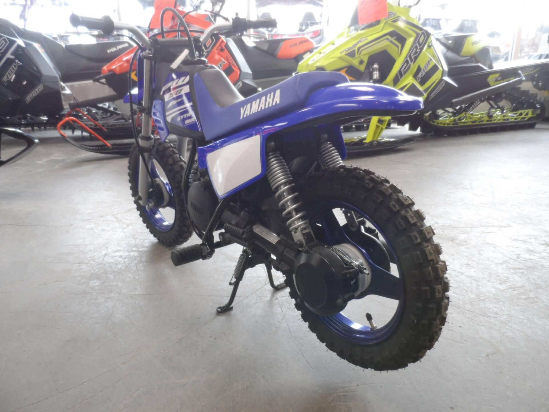 2018 Yamaha PW50 5