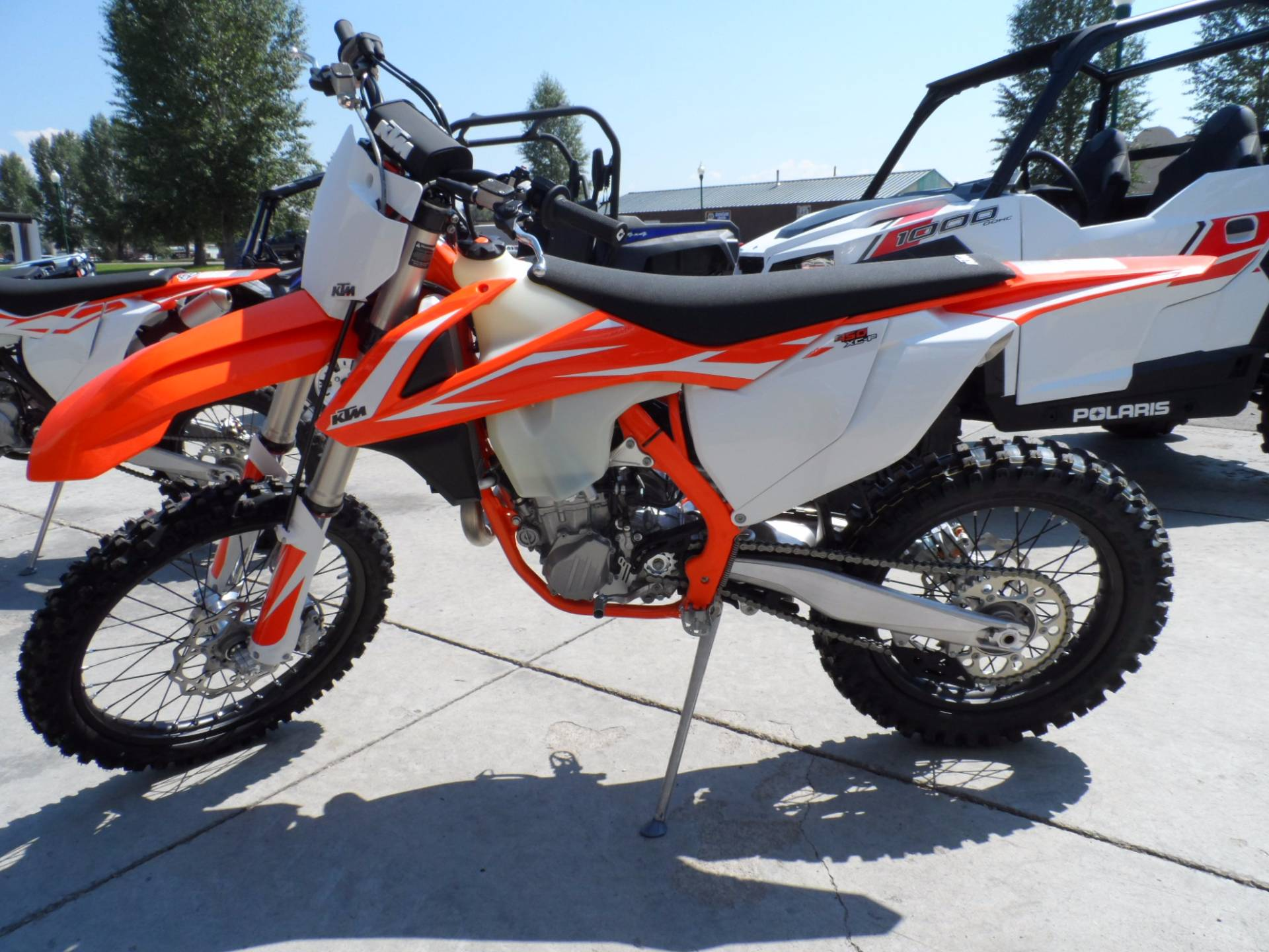 2018 KTM 450 XC-F in Gunnison, Colorado