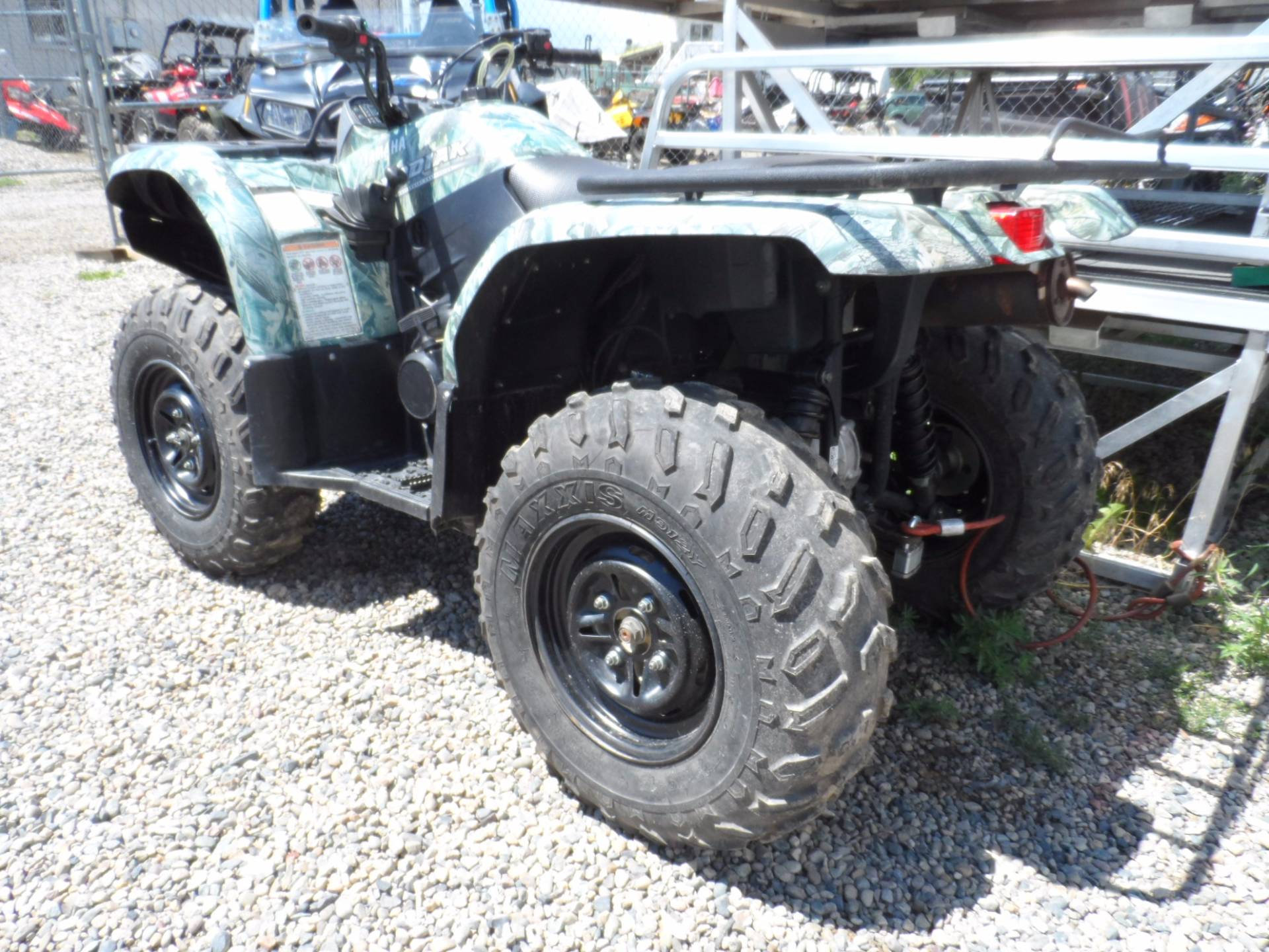 2006 Yamaha Kodiak™  450 Auto. 4x4 in Gunnison, Colorado