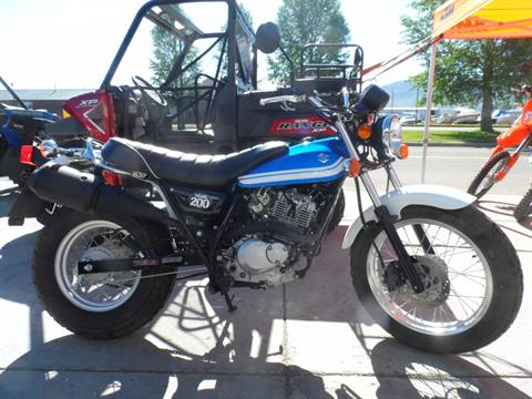 2017 Suzuki VanVan 200 in Gunnison, Colorado