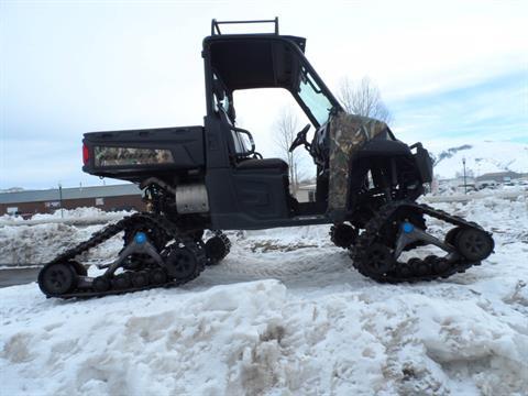 2014 Polaris Ranger 900 XP Browning Edt. on Camoplast T4S Tracks in Gunnison, Colorado