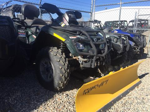 2008 Can-Am Outlander™ MAX XT 650 H.O. EFI in Gunnison, Colorado