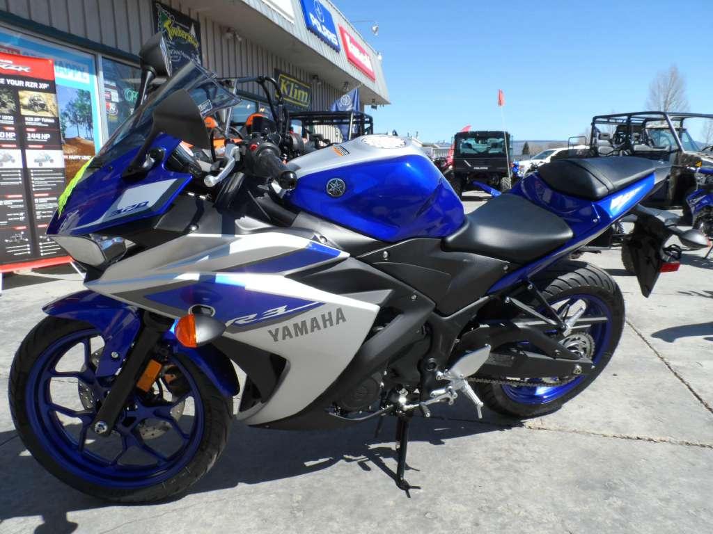 2015 Yamaha YZF-R3 2