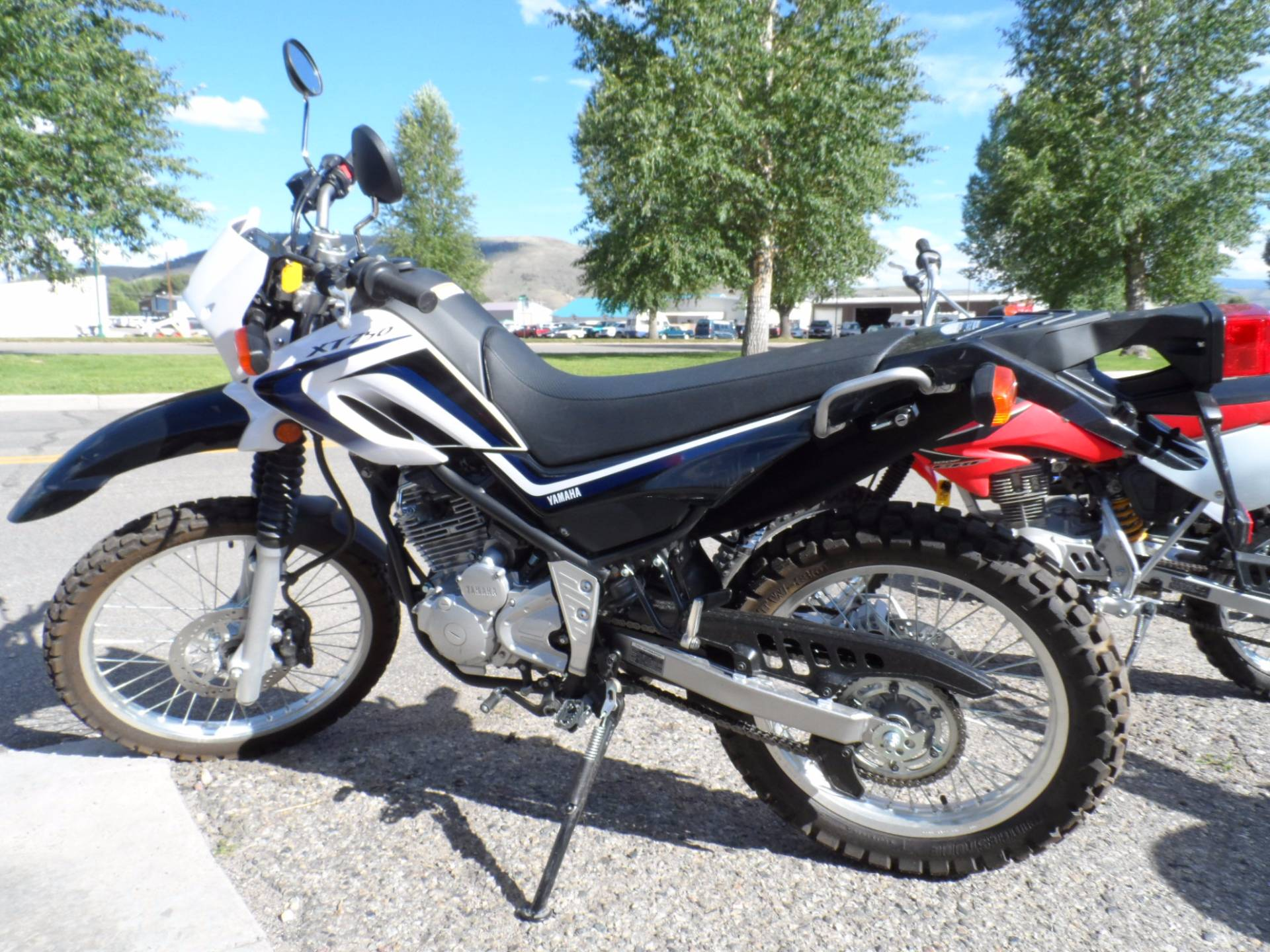 2013 Yamaha XT250 for sale 58558