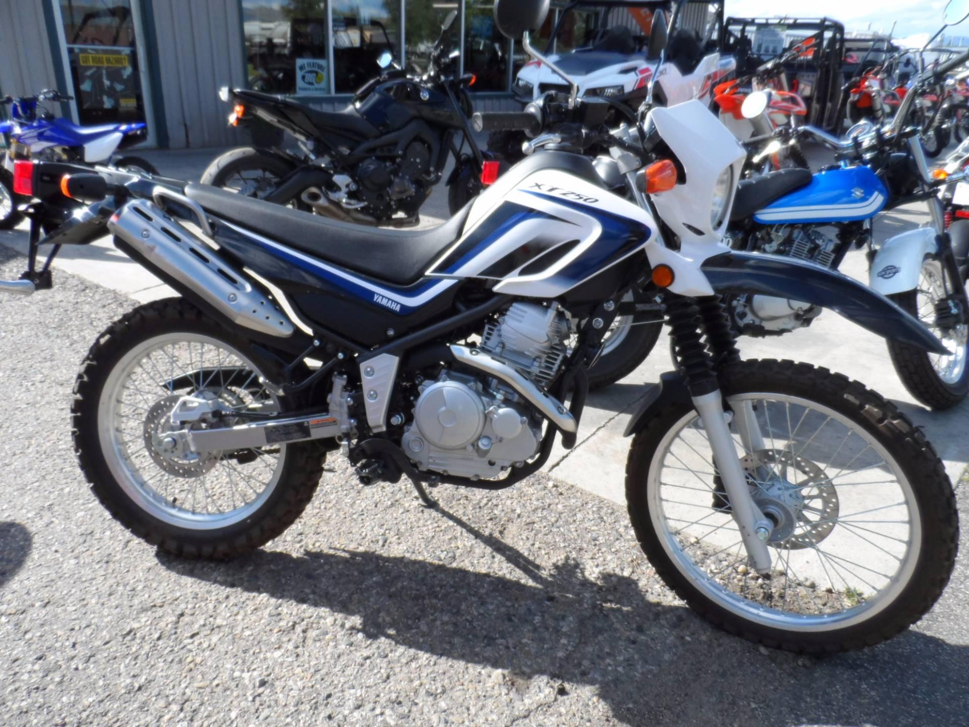 2013 Yamaha XT250 2