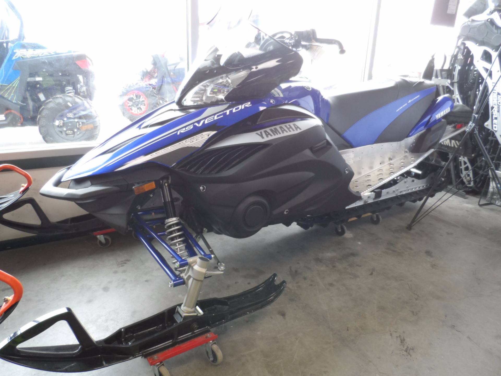 2017 Yamaha RS Vector X-TX 1.75 in Gunnison, Colorado