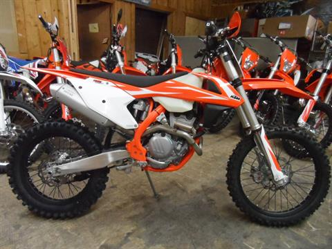 2018 KTM 250 XC-F in Gunnison, Colorado
