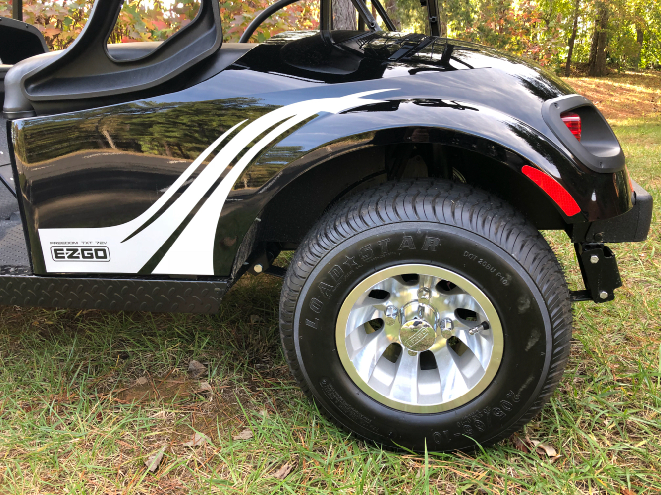 2019 E-Z-Go Freedom RXV Electric in Jasper, Georgia